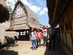 keliling desa sade Lombok