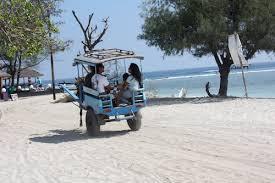 lombok day trip murah ke gili trawangan cidomo