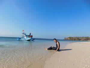 tour ke lombok murah 4 hari 3 malam inap trawangan