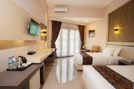 tipe kamar Deluxe hotel Lombok Raya