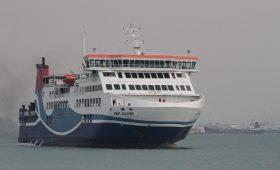 Kapal Penyeberangan Surabaya Lombok KMP Legundi