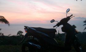 ojek wisata lombok
